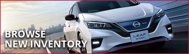 Browse New Nissan Inventory