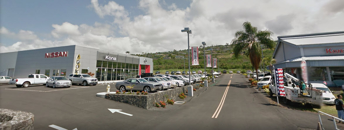 Kona Nissan Dealership