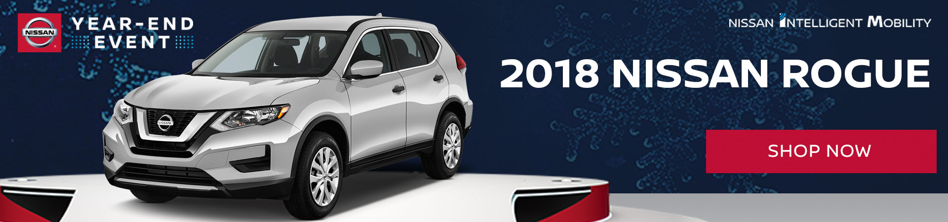 Year End Nissan Rogue